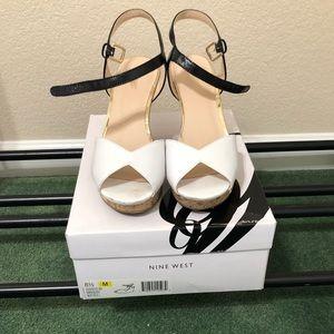 Nine West wedges Shoes